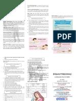 Breastfeeding Pamphlet - English Reformat