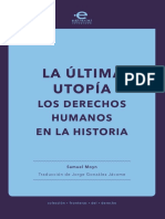 La Última Utopía-sampler