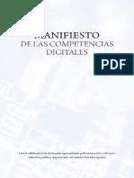 Competencias Digitales 2014
