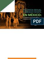 Violencia sexual y embarazo