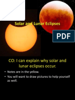 Solar and Lunar Eclipses1-1