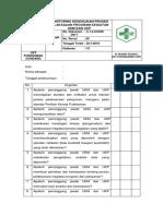 Daftr Tilik Monitoring Kesesuaian Proses Pelaksaaan Program Kegiatan Ukm Dan Ukp Fix