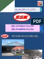 Ssk Company Profile