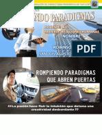CHOFERES PROFESIONALES DE SAN LUIS DE PAMBIL__RELACIONES HUMANAS