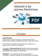 1 Introducción a Las Comunicaciones Electrónicas