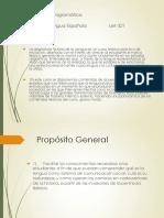 El Cambio Lingüístico - Cap1 - Historia de La Lengua