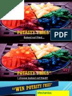 Potasty Fries
