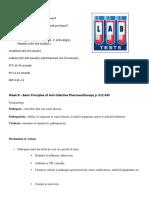 Pharmacology final exam
