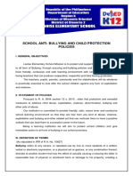 Lanise Es Child Protection Policy