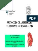 Anestio Renal