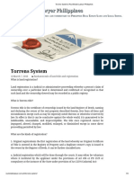 Torrens System _ Real Estate Lawyer Philippines