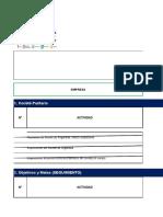 ANEXO 13 - Reporte de Cumplimiento Mensual de PGSSO 2019 - COMTECSA Julio