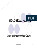 14 Biological Hazard