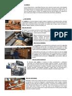 Conceptos de Areas de Artes Industriales