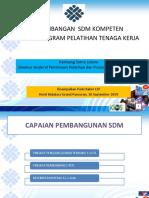 capaian sdm