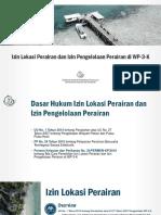 Izin Lokasi Dan Izin Pengelolaan Perairan Di Wilayah Pesisir Dan Pulau Pulau Kecil