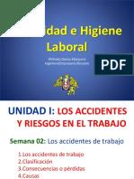 02 SEHL Los Accidentes de Trabajo