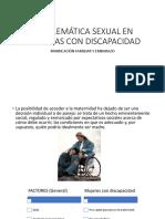 Problemática Sexual en Discapacidad