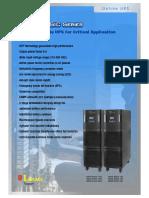 Laplace MPNC Basic 20 KVA