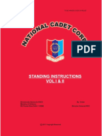 Standing Instructions NCC
