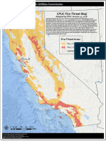 CPUC Fire-Threat Map Final