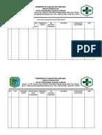 Log Book Komunikasi Lewat Telpon Pkm Sd 17 Fix