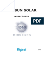 Manual Solar Junio 2009