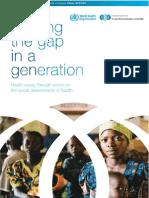 Closing the Gap Between Gen a Rations