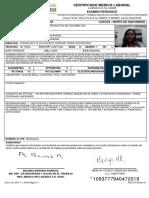 Examen Medico Merlyn Mendoza
