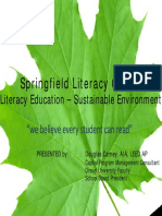Springfield literacy center