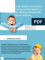 Adopción y apego PDF