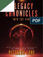 03-Las Crónicas de Los Legados - Into the Fire