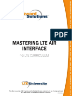 ATN420 Mastering LTE Air Interface v2.2 CE LTE 301