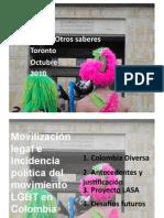 LASA Otros Saberes Colombia Diversa