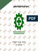 k3 Perkantoran Angeli Nurul