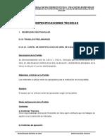 04.- Especificaciones Tecnicas