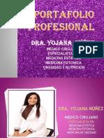 Dra Yojana Nuñez-portafolio Profesional