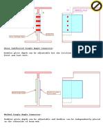 AESG Doubler Plate vs Connector