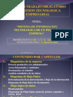 Gestión Tecnológica Empresarial