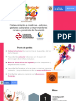 Presentacion Proyecto Conexión Santander