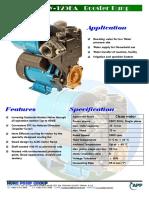 Arwana Home Booster Pump APP-pw-125