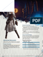 Artificer Subclass Portal Engineer