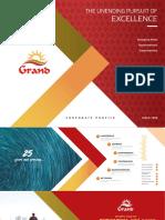 Grand Hyper Corporate Brochure