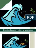 History Insurance