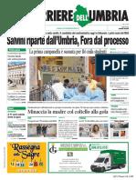 Rassegna stampa dell'Umbria 12 settembre 2019 UjTV News24 LIVE
