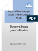 Derecho penal CJ