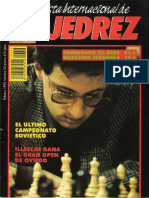 Revista Internacional de Ajedrez 53