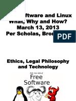 teknologi informasi dan linux