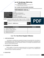 Case Study Template 1
