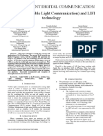 paper on Lifi technology
